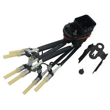 Central Fuel Spider Injector w/ Bracket for Chevoret GMC Isuzu 4.3L V6 12568332