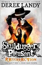 Resurrection (Skulduggery Pleasant, Book 10) Paperback–5 Apr 2018 by Derek Landy