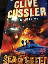 Sea of Greed by Clive Cussler; Graham Brown