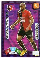 Carte PANINI Adrenalyn XL 2020-2021 Ligue 1 #440 Steven NZONZI Stade Rennais FC