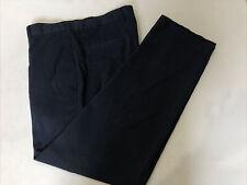 Brooks Brothers Men's Navy Cotton Chino Pants 36X31 $125