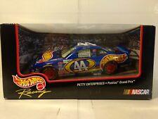 Hot Wheels Gara 1999 Kyle Petty #44 Gran Premio 1:24 Scala Diecast Dc2575
