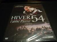 "DVD NEUF ""HIVER 54 - L'ABBE PIERRE"" Lambert WILSON"