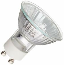 10pcs Jcdr Mr16 Halogen Gu10 120V 50Watt Light Bulb