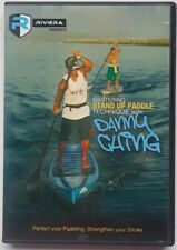 Padroneggiare Stand Up Paddle tecnica Danny Ching DVD SUP D'IMBARCO Surf Corsa