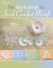 Prima Libro per Irlandese Uncinetto Motifs di Kathryn Bianco Tascabile 9781