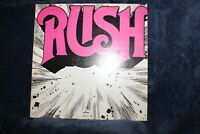 RUSH - Self Titled S/T Debut LP SRM 1-1011 Vinyl 1st Press Play Tested EXCELLENT