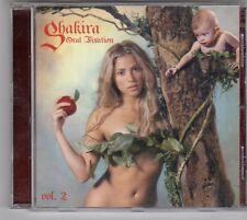 (ES722) Shakira, Oral Fixation, Vol. 2 - 2005 CD