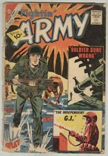 Fightin' Army #42 July 1961 G