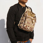 Outdoor Men Tactical Backpack Molle Sling Chest Pack Shoulder Bag Hiking Travel