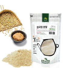 Medicinal Korean Herbal Powder, 100% Natural Fermented Soybean Paste Powder