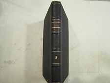 BOUSSINGAULT   agronomie ,chimie agricole physiologie 1864 +PLAN  RARISSIME  TBE