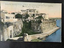 Puerto Rico ca1907-1930s, Tarjeta Postal-Post Card usada/cancelada CATANO