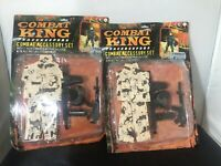 1/6th Combat Kings - Peacekeepers – carded combat gear/uniforms X2 Sets