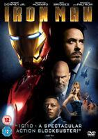 Iron Man DVD (2013) Robert Downey Jr, Favreau (DIR) cert 12 ***NEW***