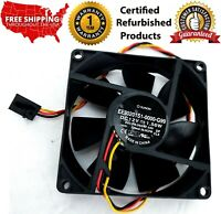 099GRF DELL OPTIPLEX SFF PC CASE COOLING FAN EE80201S1-0000-G99 3WIRE 5PIN