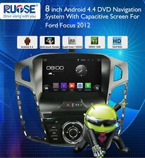 Quad Core Android 5.1 Car GPS Radio Satnav Stereo For Ford Focus 2012-2014