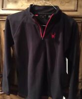 Boys Large Spyder Fleece