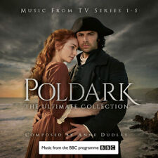 Poldark: The Ultimate Collection CD 3 discs (2019) ***NEW*** Fast and FREE P & P