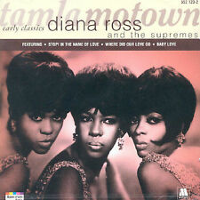 Early Classics by Diana Ross & the Supremes/Diana Ross (CD, Jul-1996, Spectrum Music (UK))