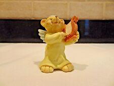 Angel Teddy Baby Figurine