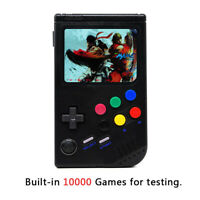 3.5 Inch Game Console Raspberry Pi 3B Retro Video Game Player with 32G TF Card