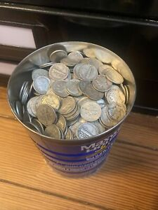 $5 Face Value 90% Silver Roosevelt Dimes FULL DATES Roll