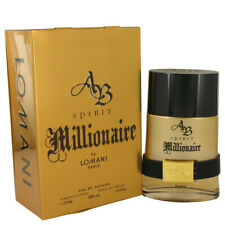 Spirit Millionaire Cologne by Lomani Men Perfume Eau De Toilette 6.7oz EDT Spray