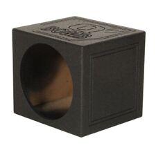 "New Q-Power 10"" Single Vented QBOMB Box Enclosure, Spray Liner"
