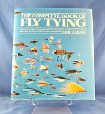 The Complete Book of Fly Tying by Eric Leiser (1977, Paperback)