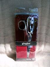 "GINGHER KNIFE EDGE TRIMMER SHEARS / SCISSORS 10"" NEW (RIGHT HAND)"