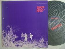 SNIPER QUICK & DEAD / JAPANESE METAL SABBRABELLS BREEZE LEAST