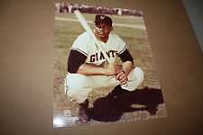 NY/SF GIANTS MONTE IRVIN UNSIGNED 8X10 PHOTO POSE 1