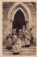 29 - CPA - Plougastel Daoulas - un Bautizo Saliendo de la Iglesia