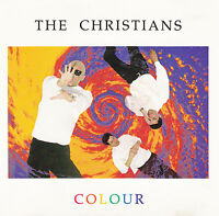 THE CHRISTIANS - COLOUR / CD (ISLAND RECORDS 260455)