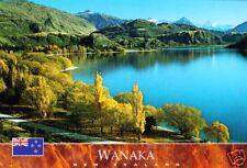 Ansichtskarte: Glendhu Bay, Lake Wanaka,  Neuseeland