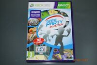 Game Party in Motion Xbox 360 (Kinect Required) UK PAL **FREE UK POSTAGE**
