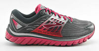 WOMENS BROOKS GLYCERIN 14 RUNNING SHOES SIZE 8.5 US 40 EU GRAY PINK SILVER