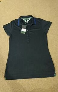 Tommy Hilfiger Golf/Sports Womens/Ladies SS Golf Polo Shirt. TW395. Medium.