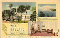 Cocoa, FLORIDA  - Brevard Hotel - MULTIVIEW - 1939