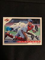 1996 Score Baseball #97 Darrin Fletcher Montreal Expos