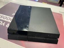 Playstation 4 Console Only  (faulty read description)