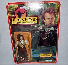 FIGURE FILM CULT MOVIE VINTAGE 1991 KENNER-KEVIN KOSTNER/ROBIN HOOD con BALESTRA