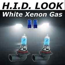 HB4 9006 501 55w White Xenon HID Look Fog Light Bulbs E Marked