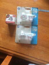 Lot Of 5 Halogen Bulbs 50w
