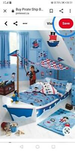 Next Pirate Ship Bed
