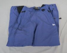 Serac High-Quality Insulated Waterproof Breathable Ski/Snow Pants Women's Small