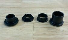 CUSTOM DELRIN/ACETAL Plastic bushings, made to YOUR SIZE, QUANTITY, and SPECS