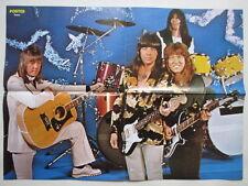 Uriah Heep John Lawton Sweet Brian Connolly POSTER Sweden Swedish 1970s