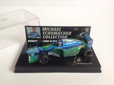 Minichamps 1:43 Michael Schumacher Collection. Benetton Ford B 194 510 944305